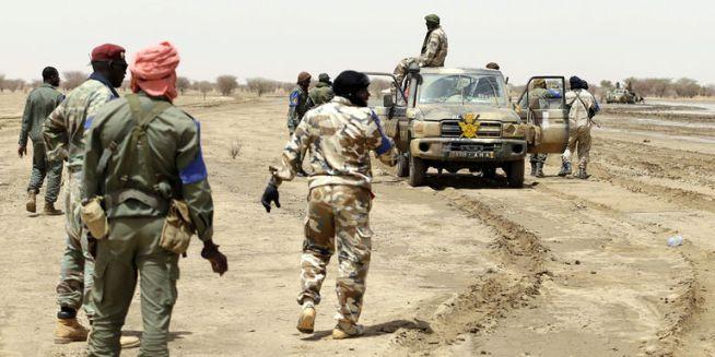 Le Monde Afrique, Au Mali, les attaques contre l'armée se multiplient dans le Nord, 2013